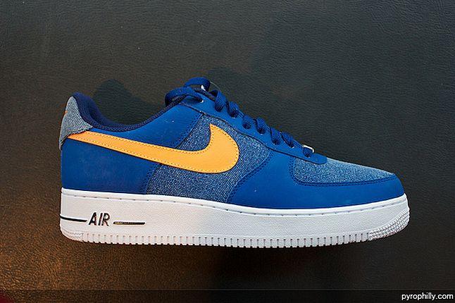 Nike Air Force 1 Storm Blue Vivid Orange 01 1