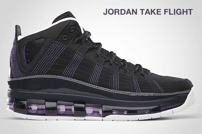 Jordan Take Flight Purple 1
