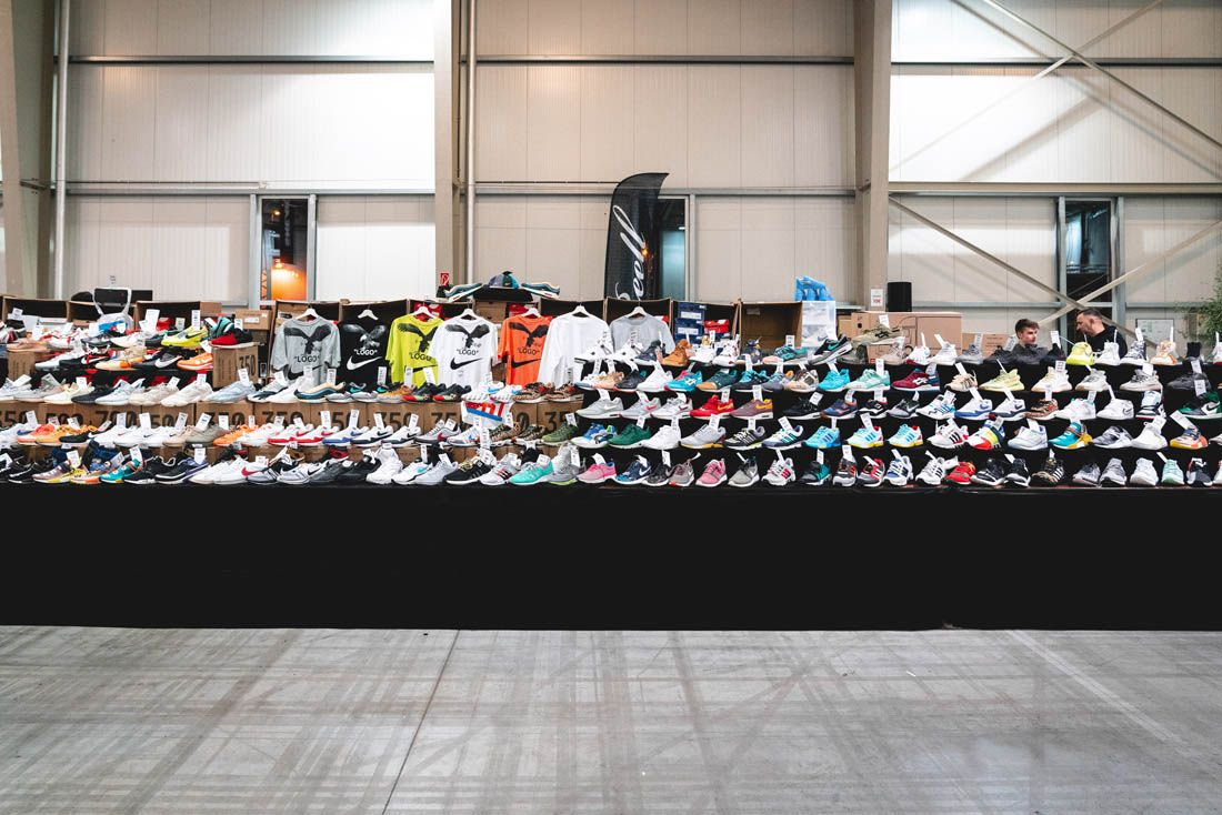 Sneakerness Cologne 2019 Recap 2 Booth