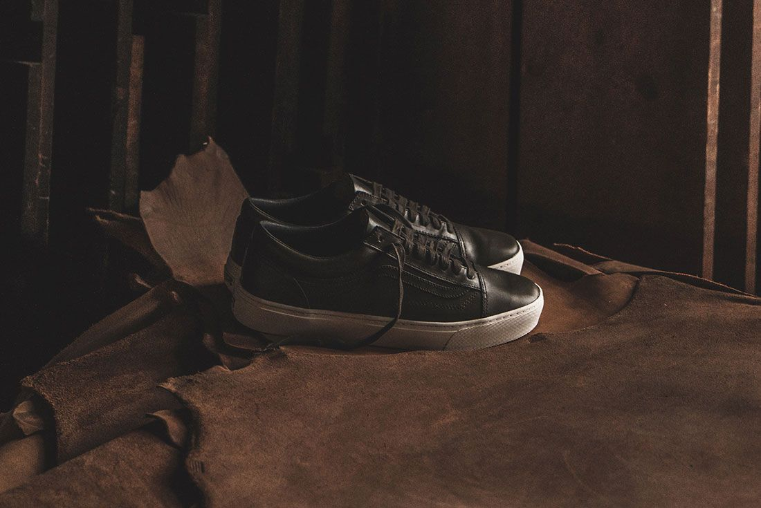 Horween Leather X Vans Vault Collection 12