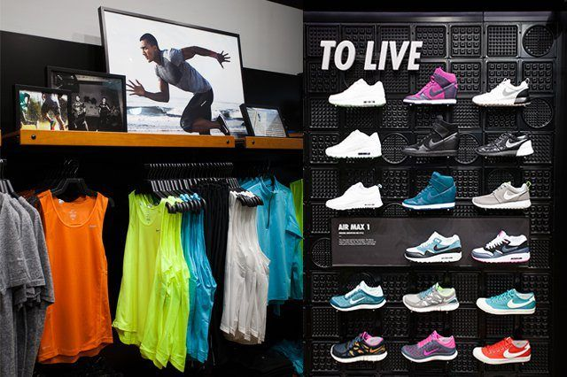 Nike Store 267 Chapel Street 31