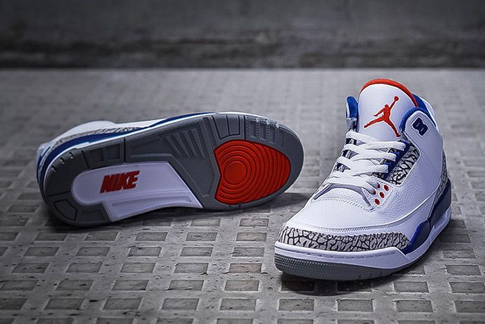 Air Jordan 3 Retro True Blue 1