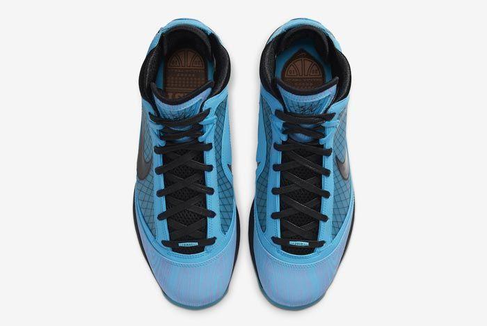Nike Lebron 7 All Star Chlorine Blue Top