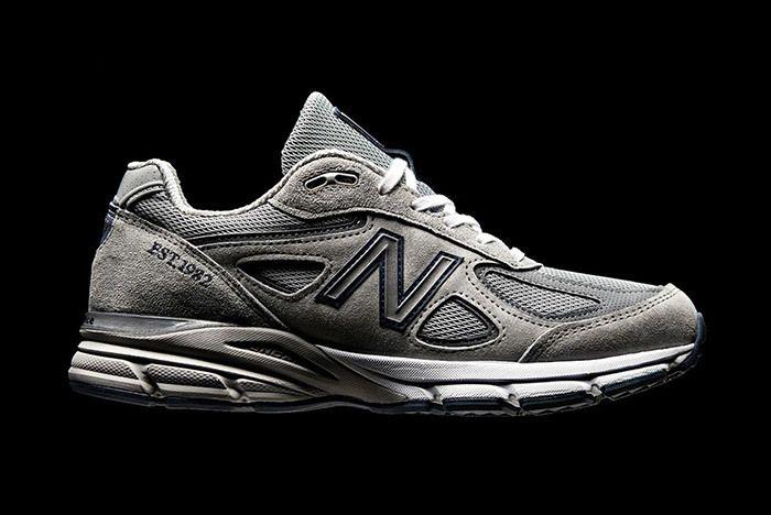 New Balance 990 V4 Grey 1982 6 Sneaker Freaker