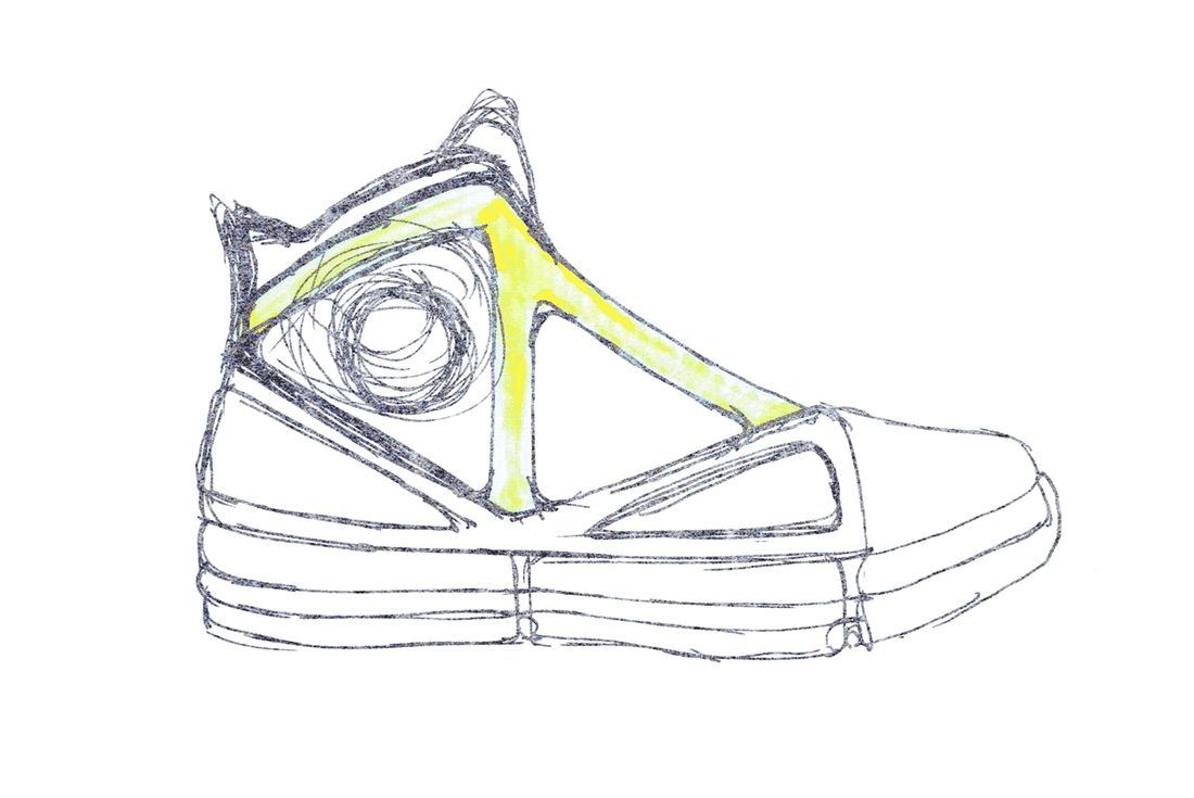 Creating The Air Jordan 16 – Behind The Design24