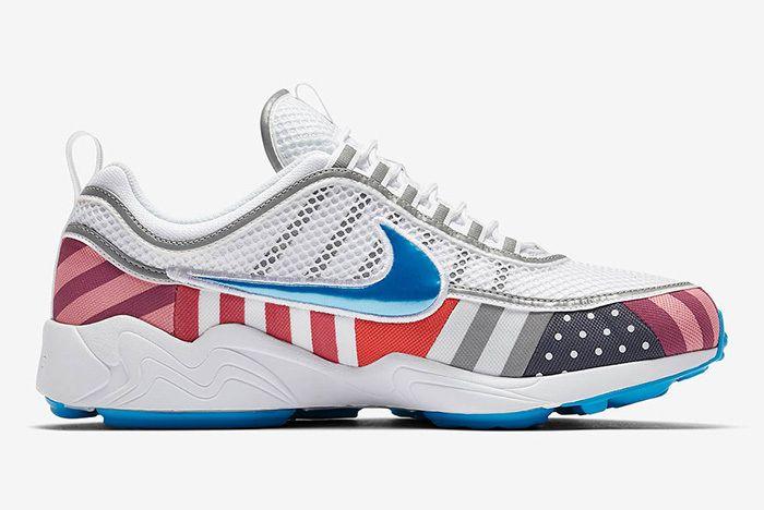 Parra Nike Zoom Spiridon Av4744 100 3 Sneaker Freaker