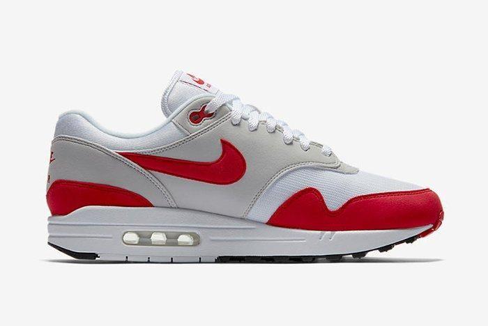 Nike Air Max 1 Anniversary Red3