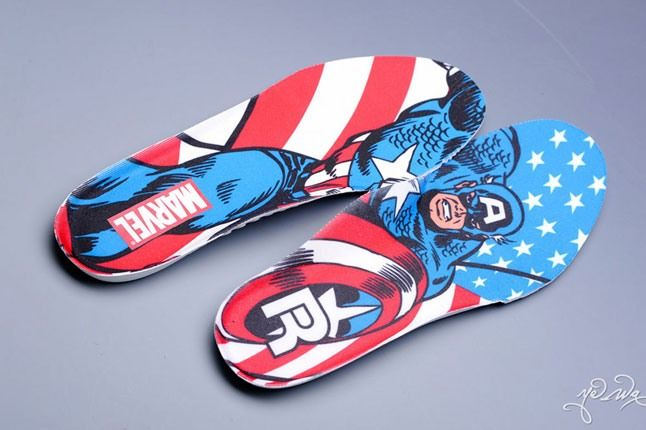 Marvel Captain America Reebok Ventilator 14 1