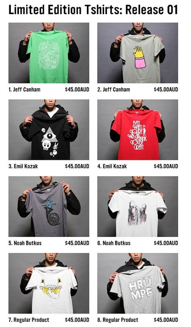 2X4 Tshirts Website Launch 1