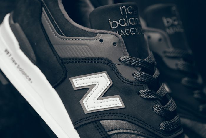 New Balance 997 Made In Usa Charcoal Camo5