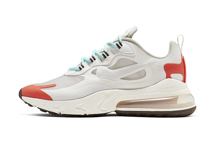 Nike Air Max 270 React Off White Release Date Lateral
