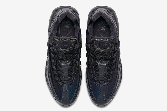 Nike Air Max 95 Black All Over Logos 4