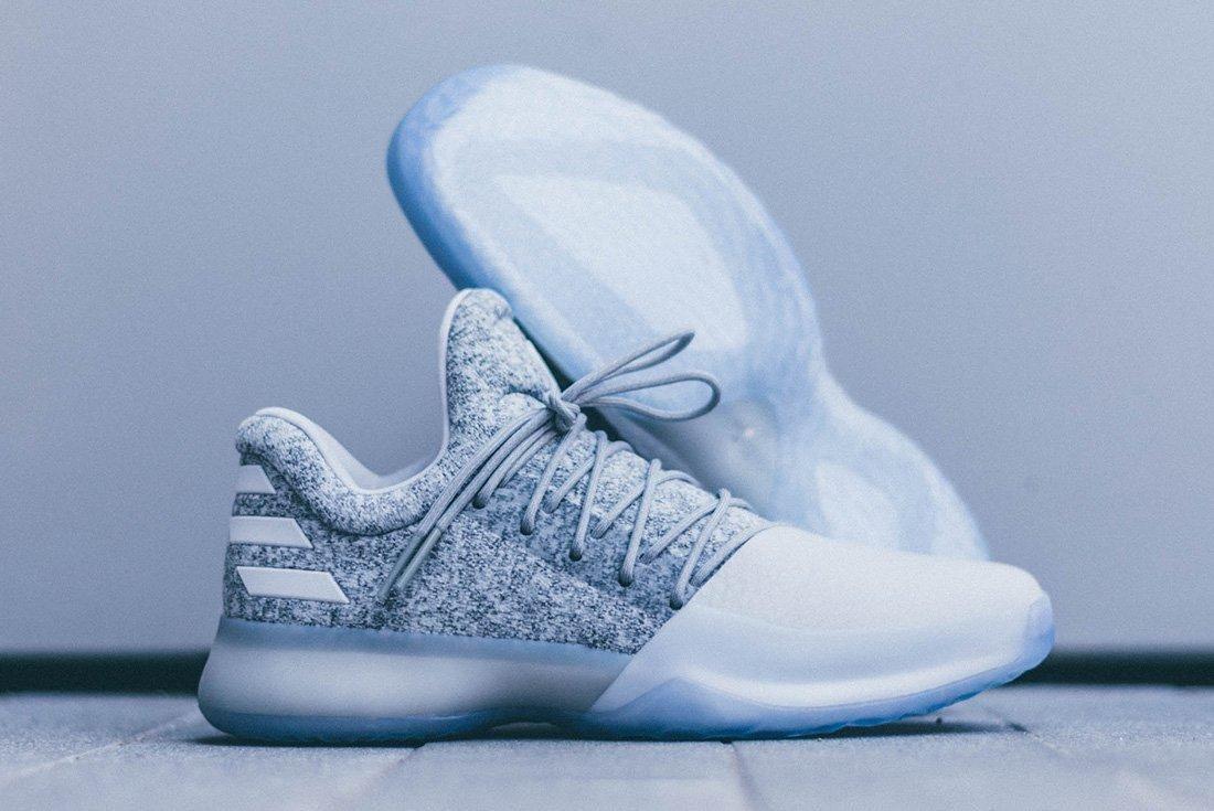 Adidas Harden Vol 1 Grayvy 5
