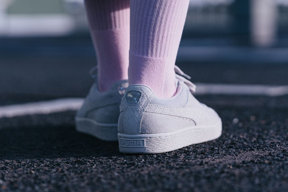 Diamond Supply Co X Puma Classic Suede Collection22