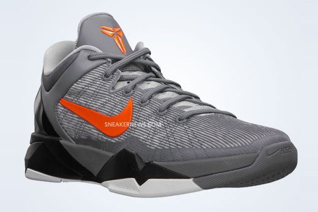 Nike Zoom Kobe Vii Wolf 7 1