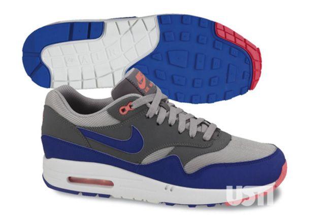Nike Air Max 1 2013 Blue Grey 1