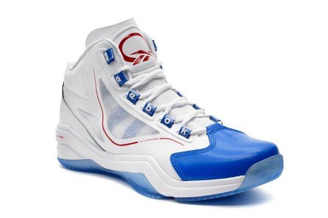 Reebok Basketball Q96 White