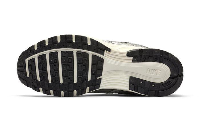 Nike P 6000 Metallic Silver Cn0149 001 Release Date Outsole