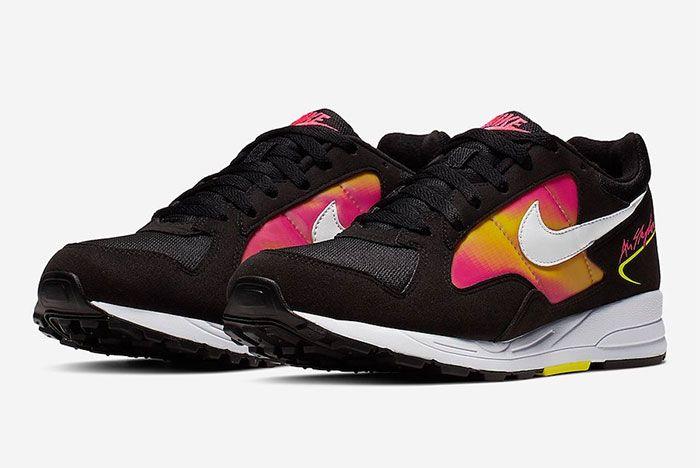 Nike Air Skylon 2 Pink Orange Toe