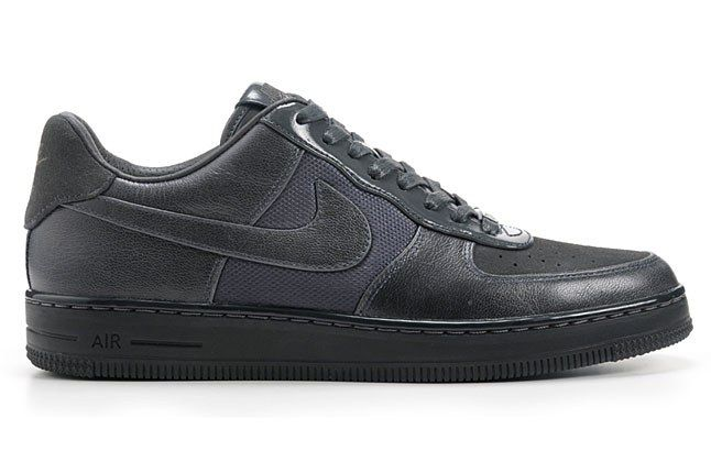 Nike Air Force 1 Downtown Black 1
