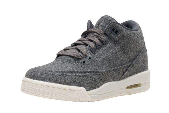 Air Jordan 3 Wool