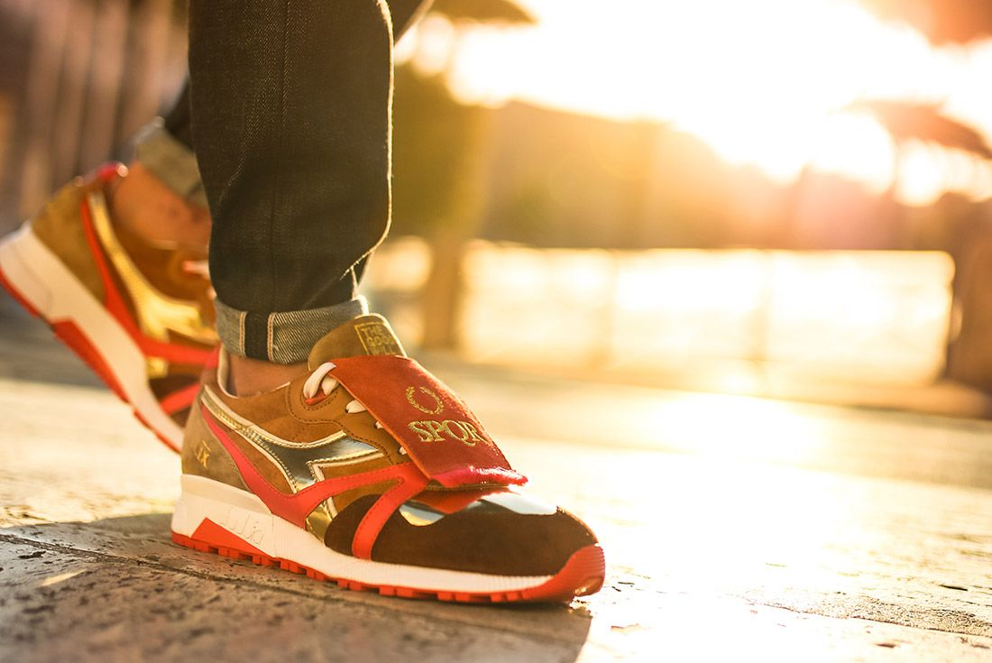 The Good Will Out Diadora N9000 Spqr 7