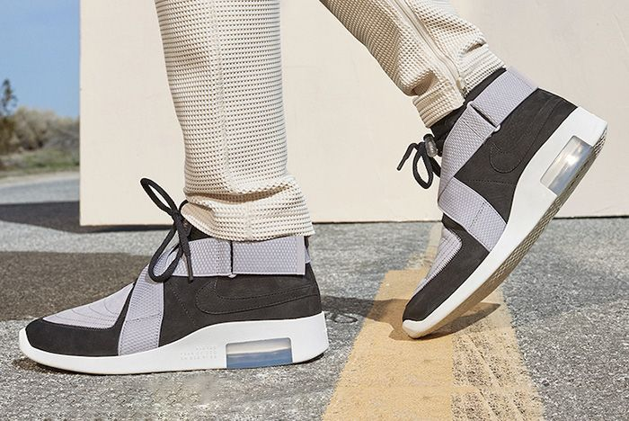 Nike Air Fear Of God Raid Friends Family Black Grey Release Date Official 1