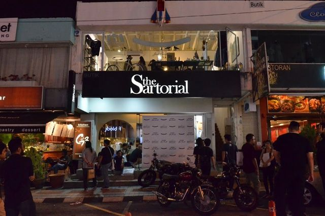 Converse Jack Purcell Pop Up Store Malaysia 7
