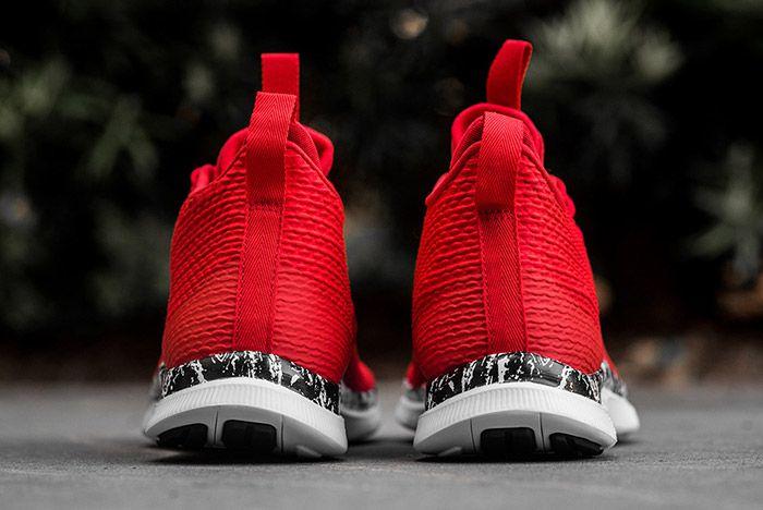Nike Free Hypervenom 2 Action Red 5