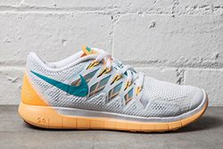 Nike Free 14 Atomic Mango Turbo Green Thumb