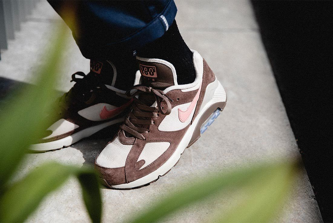 Nike Air Max 180 Rust Pinkbaroque Brown 8