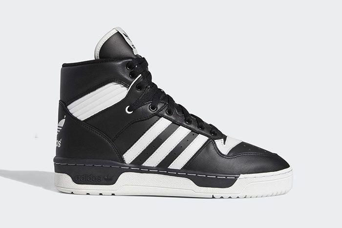Adidas Rivalry Hi Black Bd8021 3