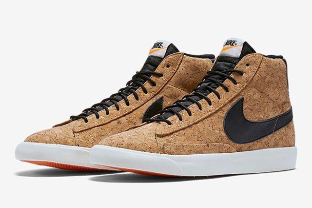 Nike Blazer Mid Cork2