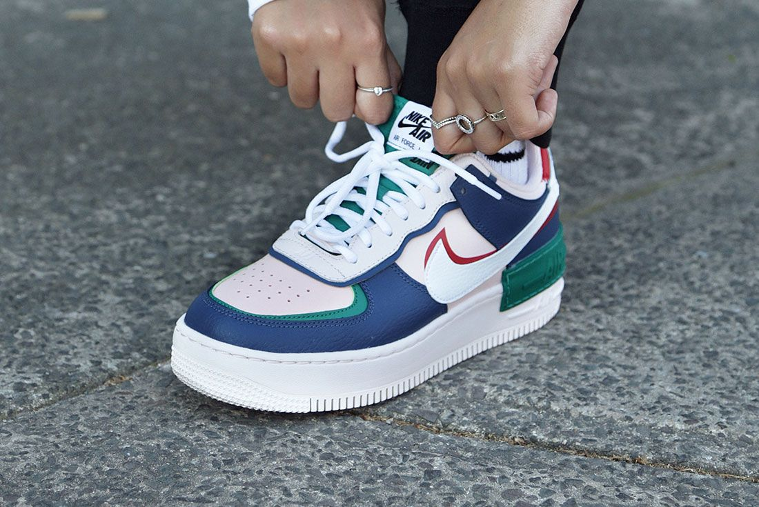 Nike Air Force 1 Shadow On Foot5