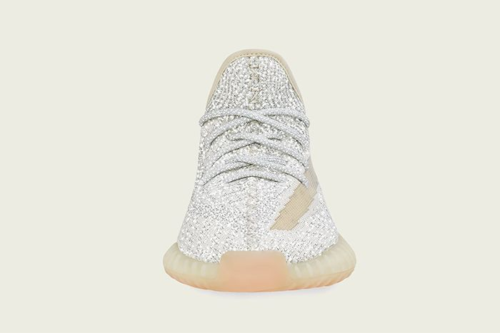 Adidas Yeezy Boost 350 V2 Lundmark Reflective Official Release Date Front
