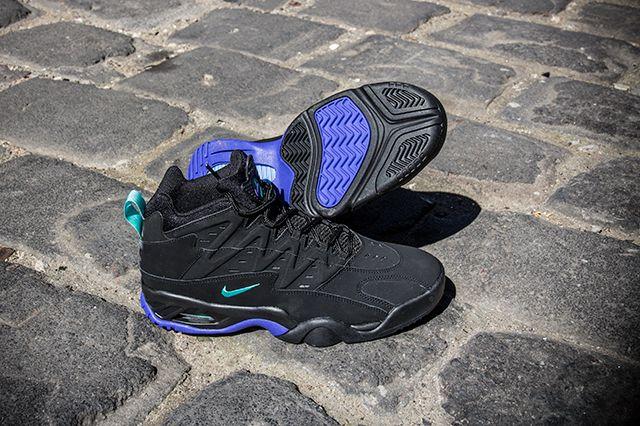 Nike Air Flare Persian Violet 4