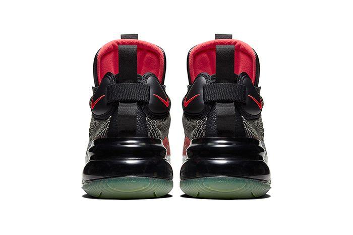 Nike Air Max 720 Waves Blue Void Red Orbit Black Bq4430 400 Release Date Heel
