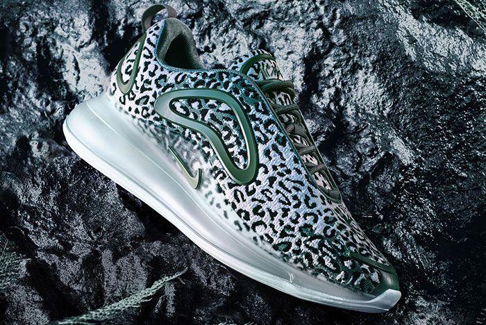 Marahishi Nike By You Air Max 720 Grey