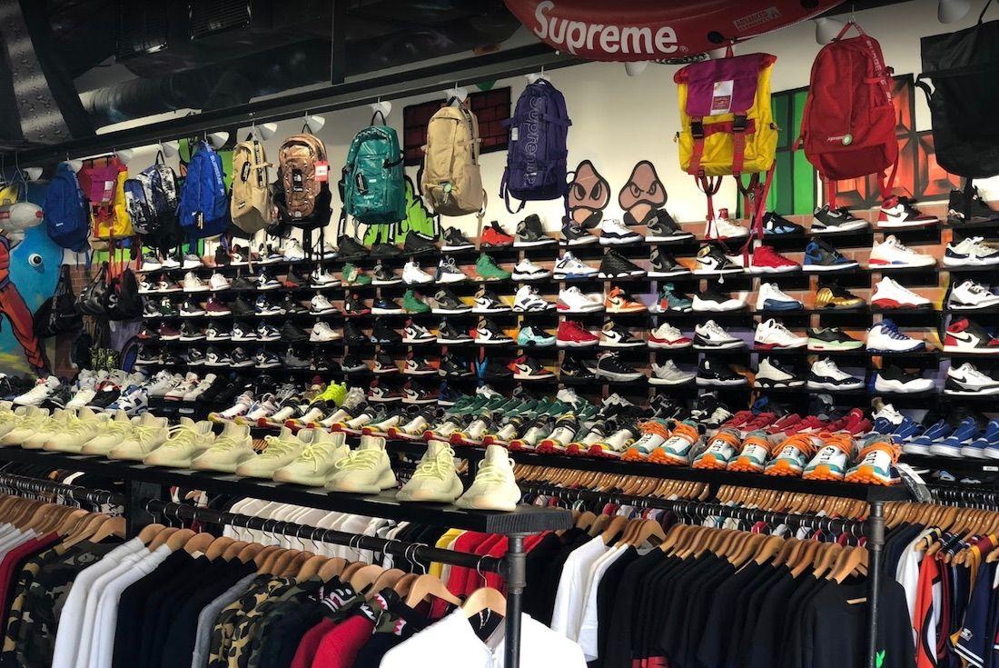 Sneaker S You Must Visit In Los