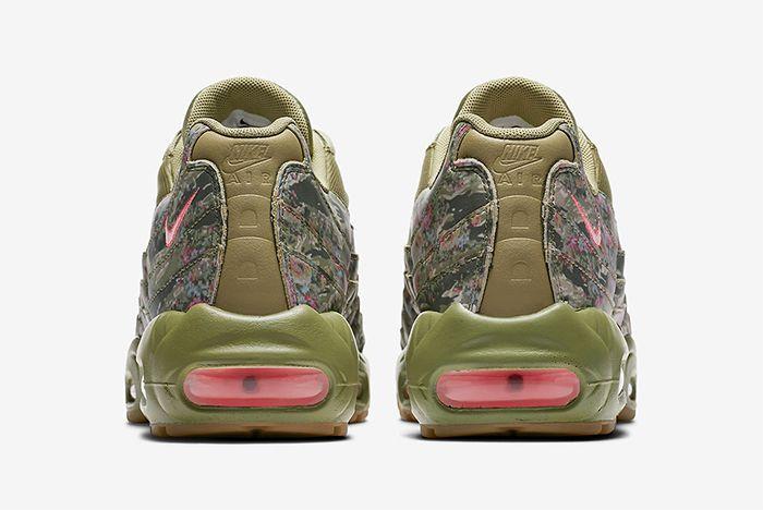 Nike Air Max 95 Floral Camo 4