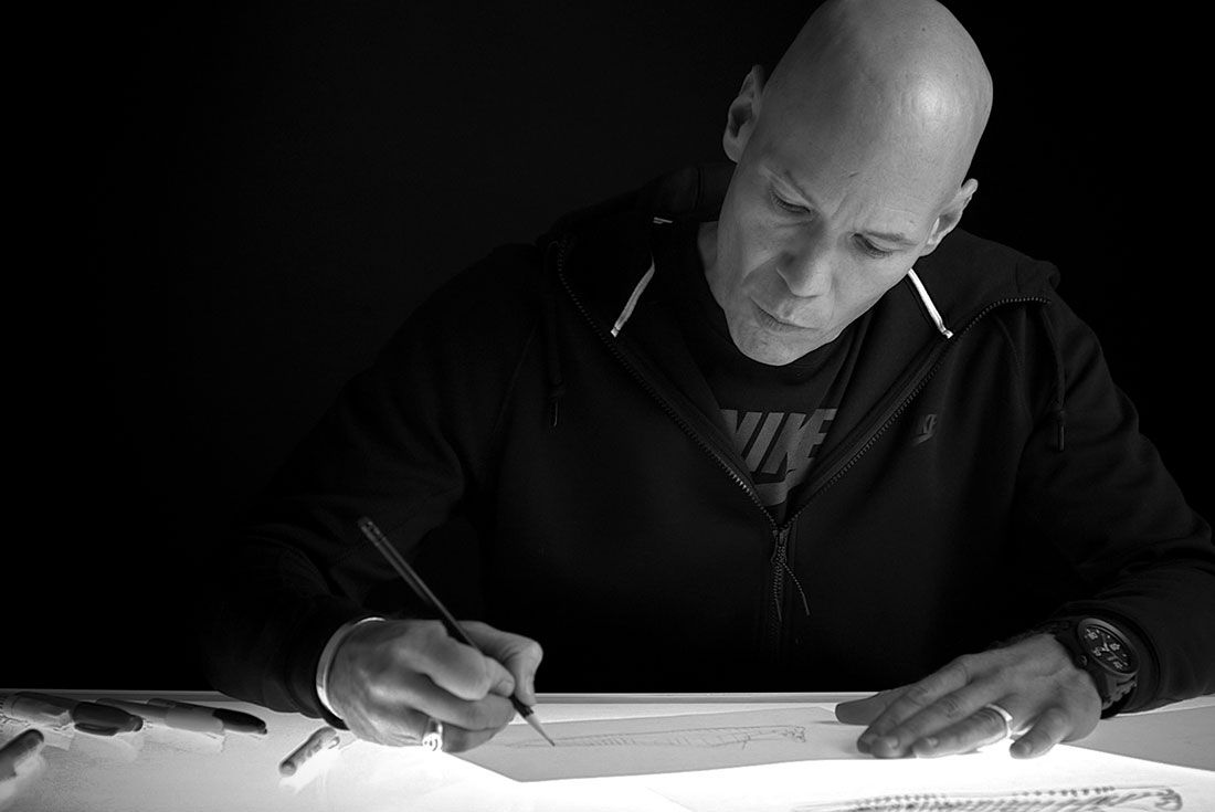 Nike Designer Eric Avar
