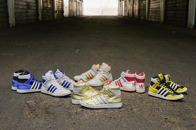 Adidas Originals Fw13 Basketball Lookbook Footwear 25
