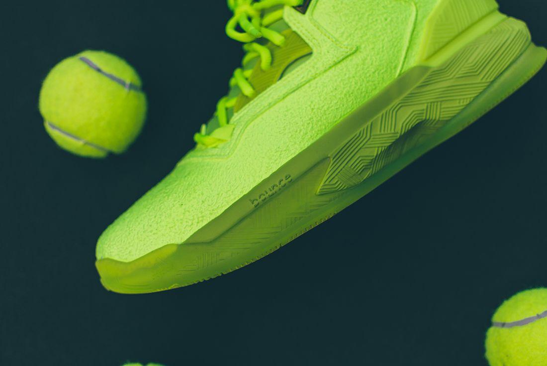 Adidas D Lillard 2 Tennis Ball1