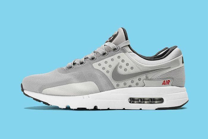 Nike Silver Bullet Air Max Zero