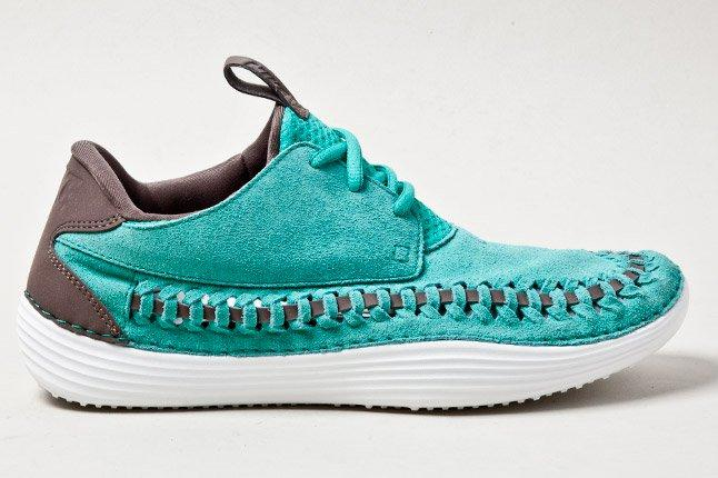 Nike Solarsoft Moccasin Teal 1 1