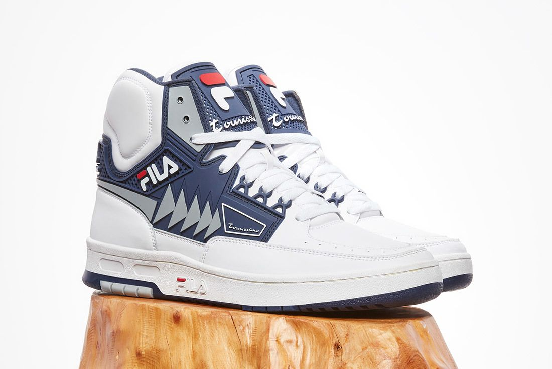 Fila Tourissimo 2018 Retro Sneaker Freaker 5