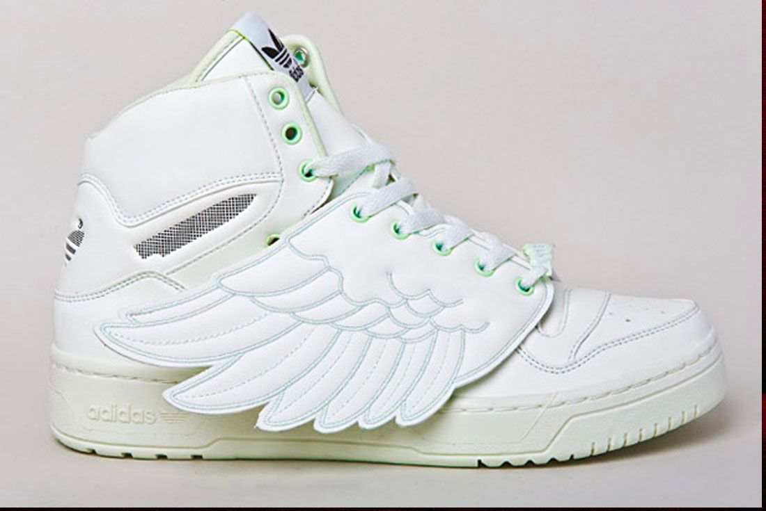 Jeremy Scott x adidas Originals Wings