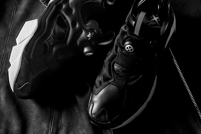 Packer X Bounty Hunter X Atmos X Reebok Insta Pump Fury3