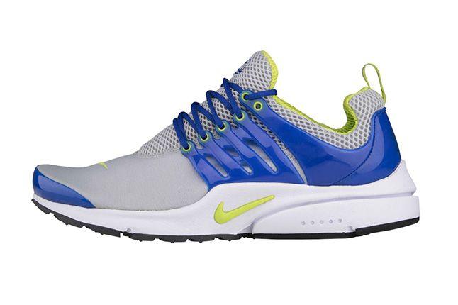 Nike Air Presto Grey Sprite Side 1