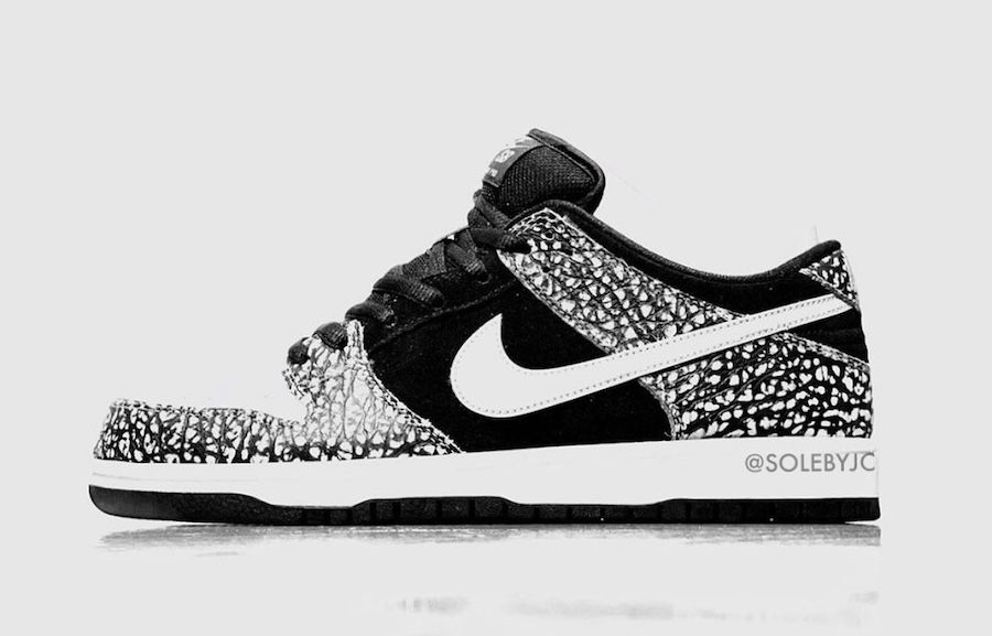 Nike Civilist SB Dunk Right